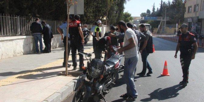 Motosiklet sürücülerine sıkı takip