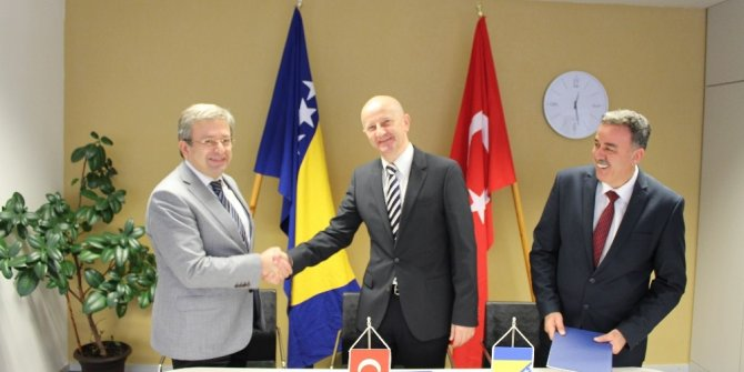 Yasal metroloji alanında Bosna Hersek ile işbirliği