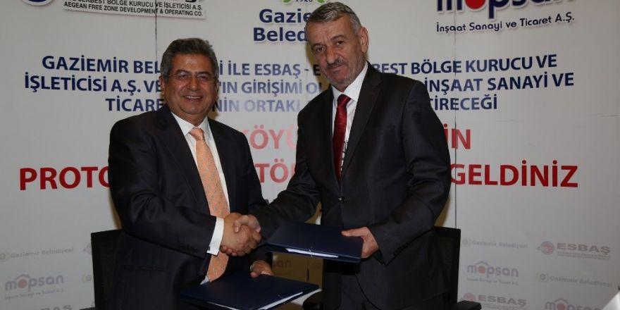 Gaziemir'e sağlık köyü müjdesi