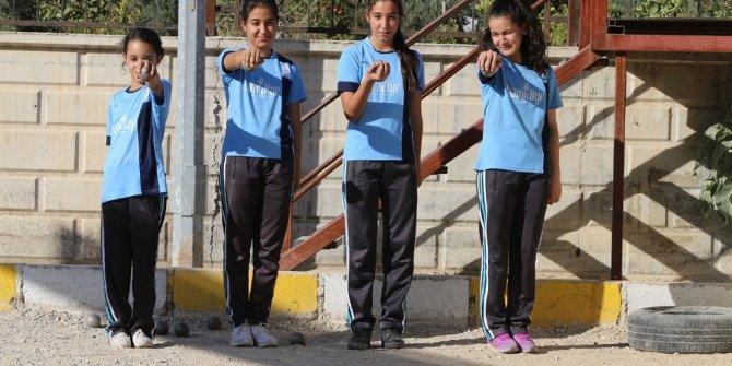 Denizlili gençler Antalya'da Türkiye Şampiyonu oldular