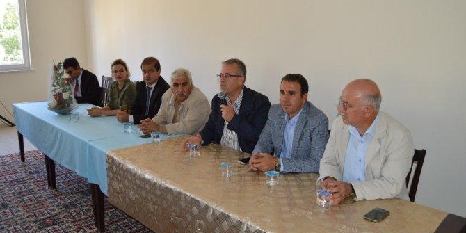 Besni'de Antep Fıstığının sorunları masaya yatırıldı