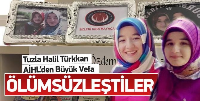 Tuzla Halil Türkkan AİHL'den Büyük Vefa Örneği
