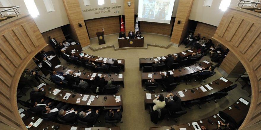 Şahinbey belediyesi mart ayı meclis toplantısı yapıldı