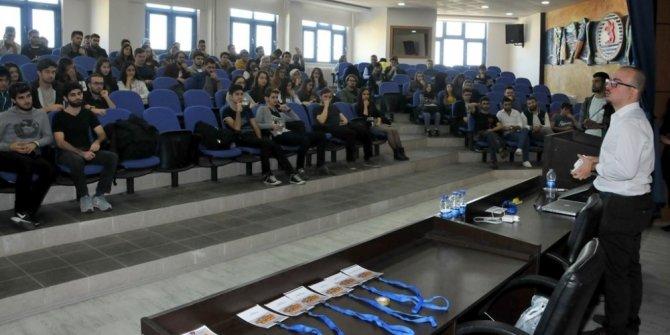 """""""Siber Güvenlik Eğitim Kampı"""" OMÜ'de başladı"""