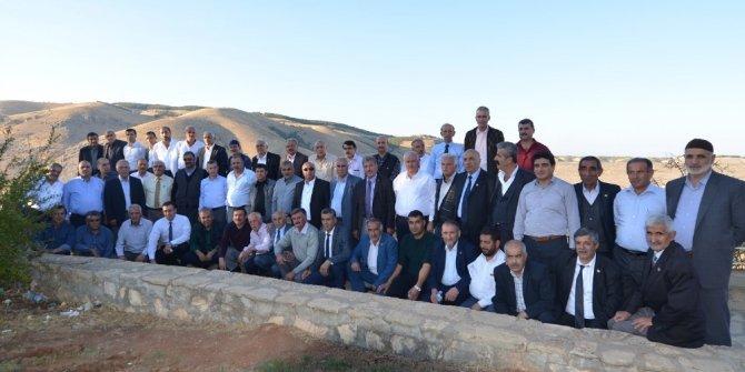 Başkan Polat, mahalle muhtarlarıyla birlikte Şanlıurfa'daki kültür gezisine katıldı