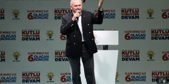 """Başbakan Yıldırım: """"Türkiye'ye hiçbir ülke ayar veremez"""""""