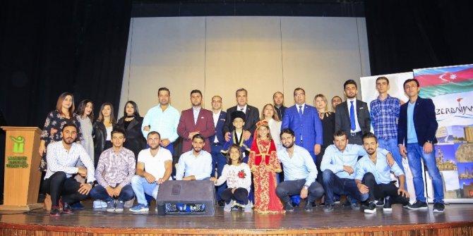 Eskişehir'de 'Azerbaycan Toyu' konseri ilgi gördü