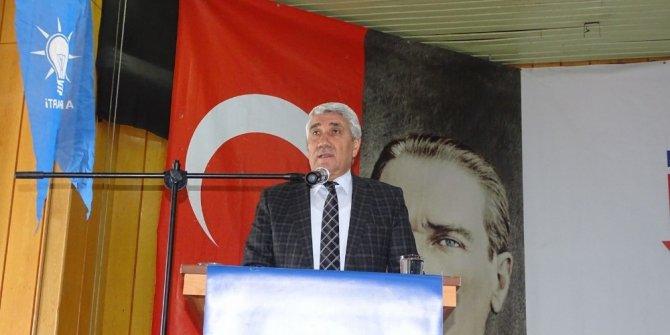 Başkan Musa Yılmaz: Hisarcık'ın köylerine 2 milyon 200 bin TL'lik yatırım yapıldı