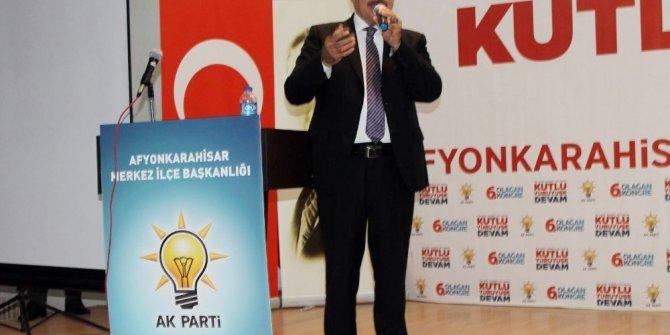 Bakan Eroğlu'ndan teşkilat üyelerine mesaj