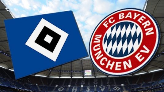 Hamburg – Bayern Münih maç özeti izle