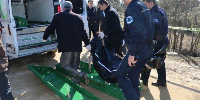 Nazilli'de korkunç cinayet, bir karış toprak için ölen de öldüren de 70 yaşında