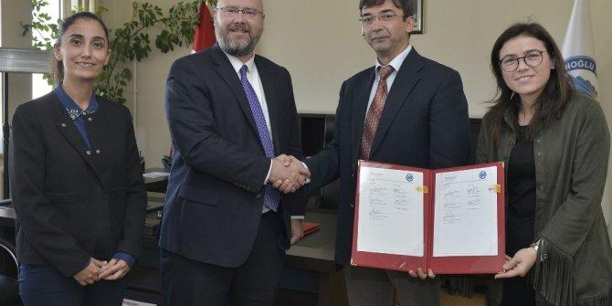 KMÜ ile Michigan Stabe Üniversitesi arasında protokol