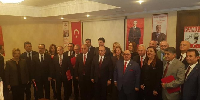 Başkan Şanlı, 'Yılın en başarılı başkanı' seçildi