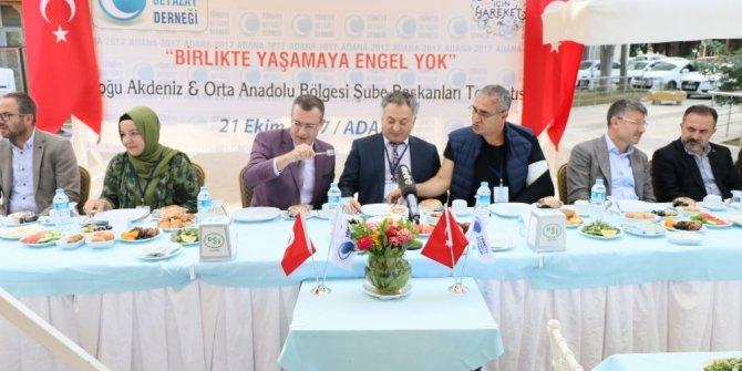 Beyazay istişare toplantısı Adana'da yapıldı