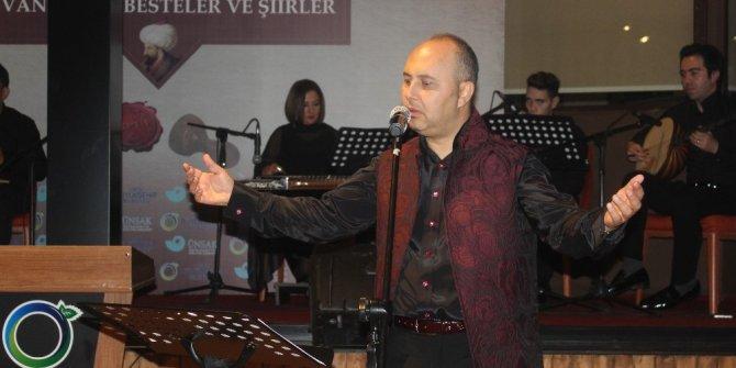 Fatih Sultan Mehmet'in şiirleri klasik musikiyle can buldu