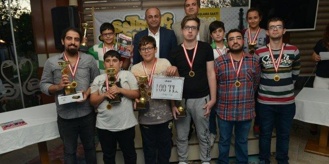 Çiğli'de satranç turnuvası heyecanı