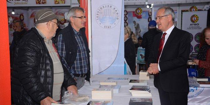 """Başkan Acar, 10. Ege İlleri Türkiye Tanıtım Günleri""""ne katıldı"""