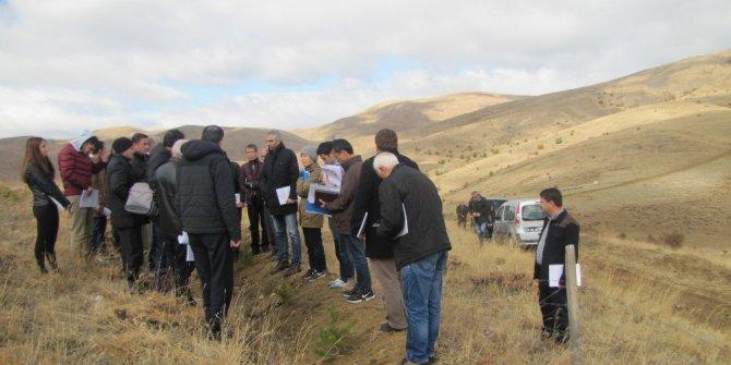 Çoruh Nehri Projesi Bayburt'u kalkındırmaya devam ediyor