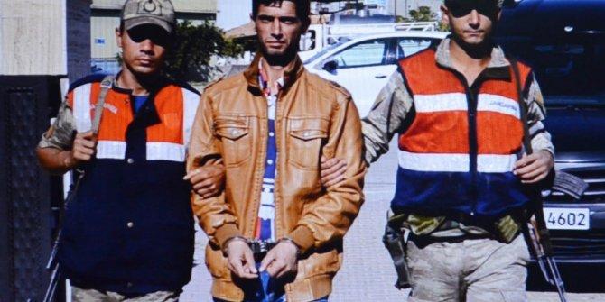 Türkiye'ye girmeye çalışan PKK'lı sınırda yakalandı