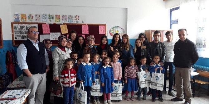 Giyim Üretim Teknolojisi öğrencilerinden anlamlı ziyaret
