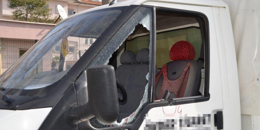 Samsun'da pompalı tüfekli saldırı: 1 yaralı