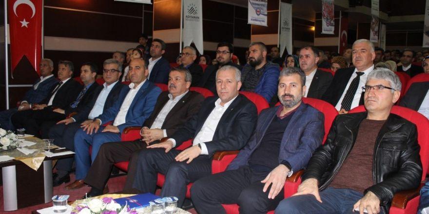 'Memur-Sen'e davet tercih evet' konulu konferans düzenlendi