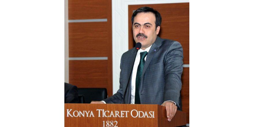 Konya Şubat ayında ihracatını arttırdı