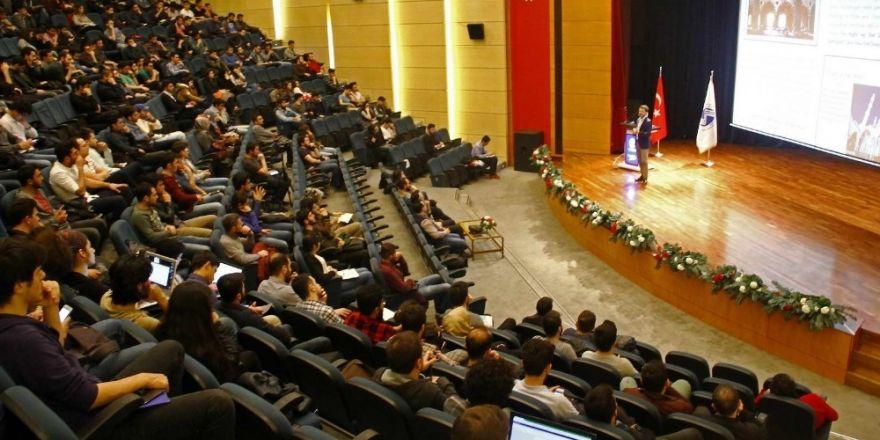 SAÜ'de 'Yaşayan Mimar Sinan' adlı etkinlik düzenlendi