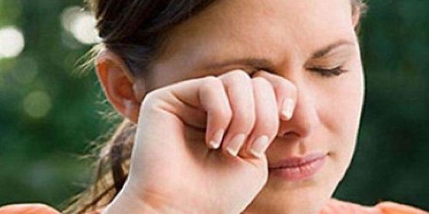 Ayar, göz alerjilerine karşı uyardı