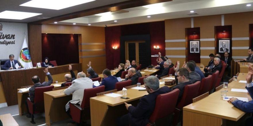 Serdivan Belediye Meclisi Mart ayı olağan toplantısı gerçekleştirildi