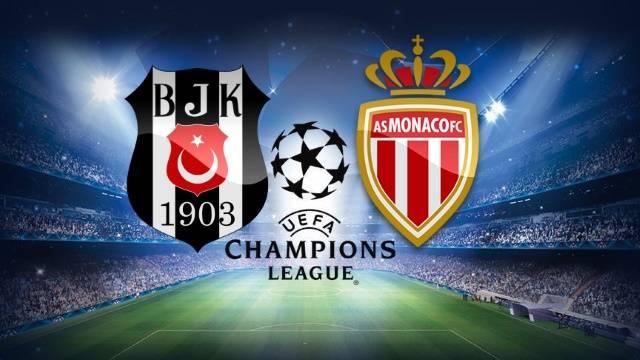 Beşiktaş Monaco Geniş Maç Özeti İzle | 1 Kasım 2017