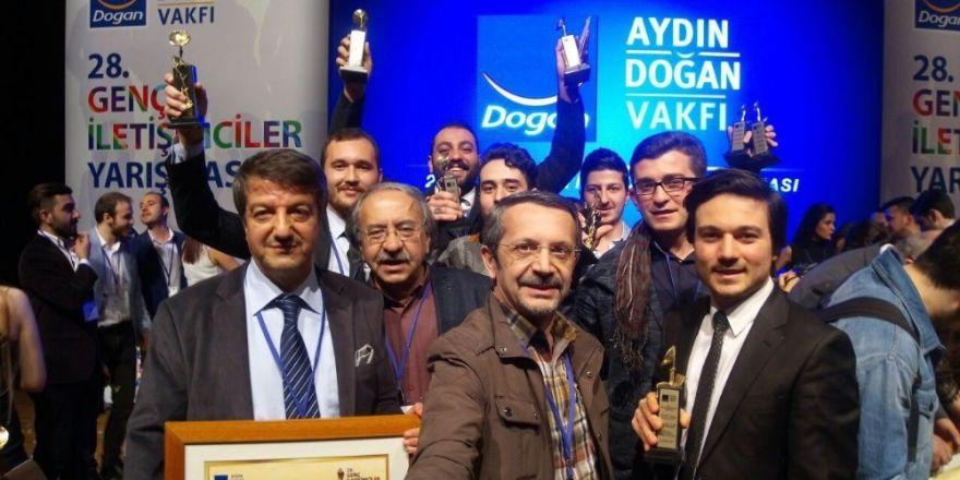 Genç İletişimciler Yarışmasında Selçuk İletişime 7 ödül