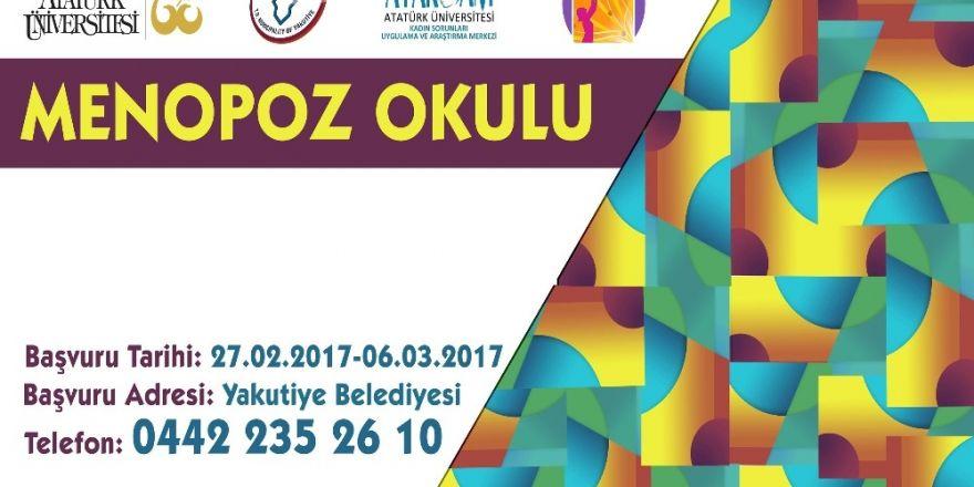 Yakutiye Belediyesi ile Atatürk Üniversitesinden 'kadınlar için iş birliği'