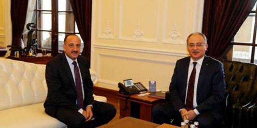 Başkan Duruay'dan Gazi Üniversitesine ziyaret