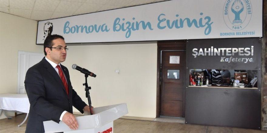 Hemşehri dernekleri Bornova'da buluştu