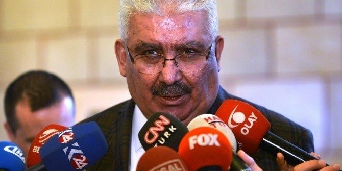 MHP'li Yalçın'dan 'seçim barajı' açıklaması