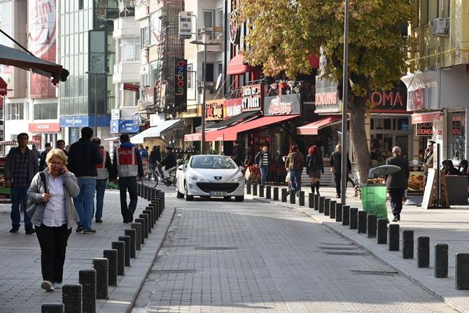 Erol Kaya Caddesi Trafiğe Açıldı