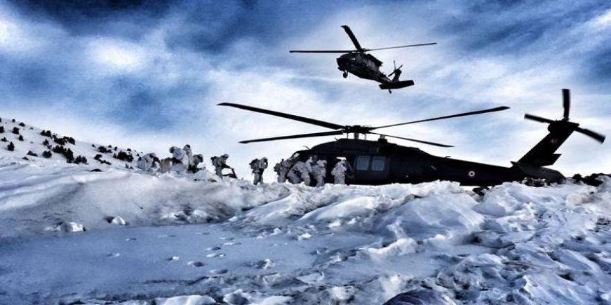 Şehit Jandarma Uzman Onbaşı Doğan Akgöbek 17-2 Operasyonu icra edildi