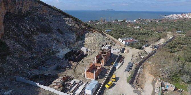 BASKİ'den Marmara'ya son teknoloji tesis