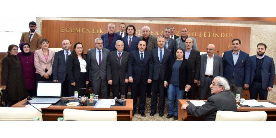 Erzurum Kent Konseyi'nde Hüseyin Tanfer dönemi