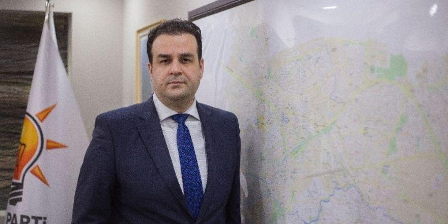 AK Parti Tepebaşı İlçe Başkanı İ. Yılmaz Kaynarca'dan 'Hatboyu' açıklaması