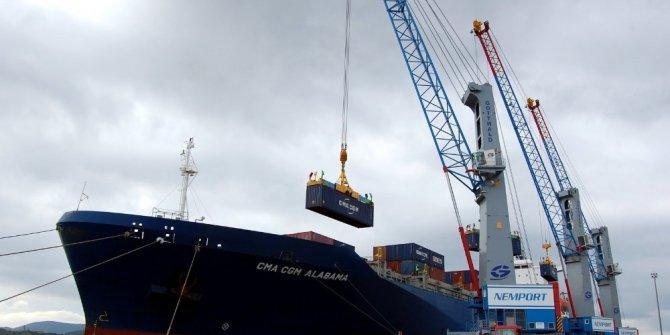 Ege Bölgesi'nin ihracatının ithalatını karşılama oranı yüzde 110'a ulaştı