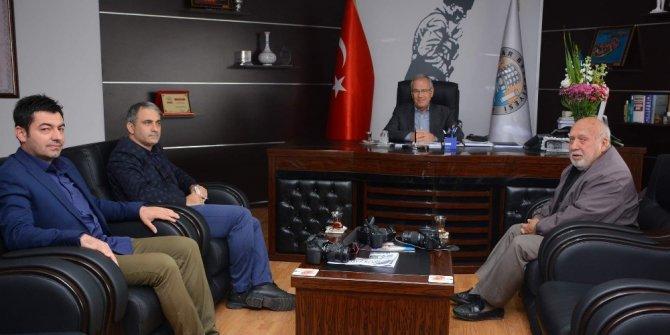"""Başkan Acar: """"İYİ Parti 21 ay önce Dinar'dan yola çıktı"""""""