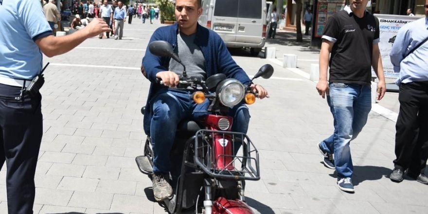 Elektrikli motosiklerde yeni  dönem