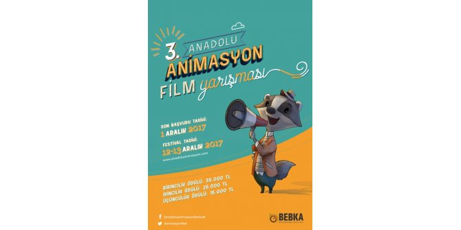 35 bin lira ödüllü animasyon yarışması