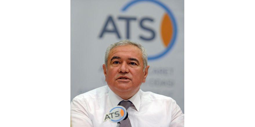 ATSO Başkanı Çetin'den şubat enflasyonu değerlendirmesi