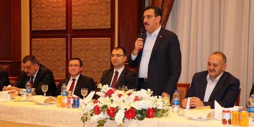 Bakan Tüfenkci'den kayısı açıklaması