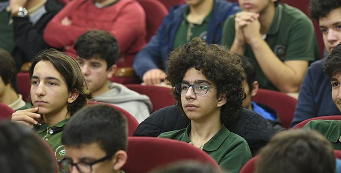 Pendik Belediye Başkanı Kenan Şahin Gençler Soruyor Programına Katıldı