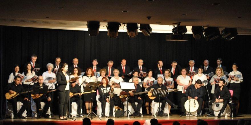Lüleburgaz'da Türk Halk Müziği Konseri