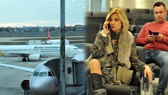 Atatürk Havalimanı'nda 2 Uçağa Bomba İhbarı